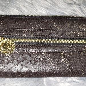 Ann Klein snake wallet